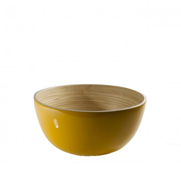 """bibol Salatschüssel aus Bambus """"TCHON"""" - M (Soleil)"""