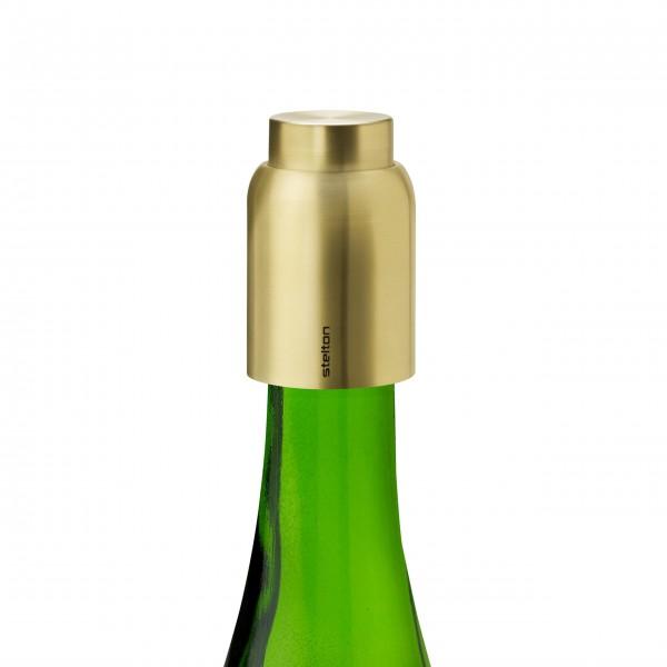 """Stelton Flaschenverschluss """"Collar"""" (Gold)"""