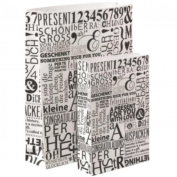 Stilvolle Verpackung: Geschenktüte von räder Design