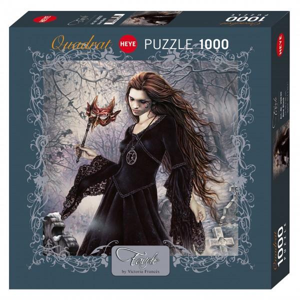 """Puzzle """"New Black"""" von HEYE"""