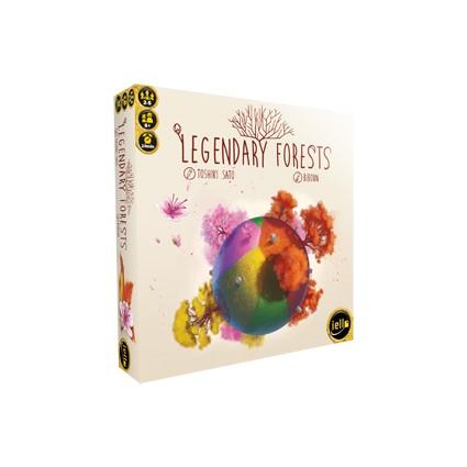 """Gesellschaftspiel """"Legendary Forests"""" von iello"""