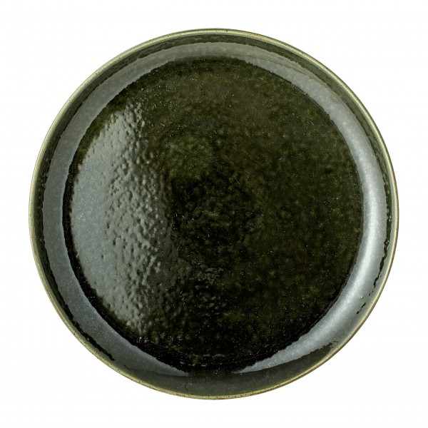 Bloomingville Joëlle Plate, Green, Stoneware