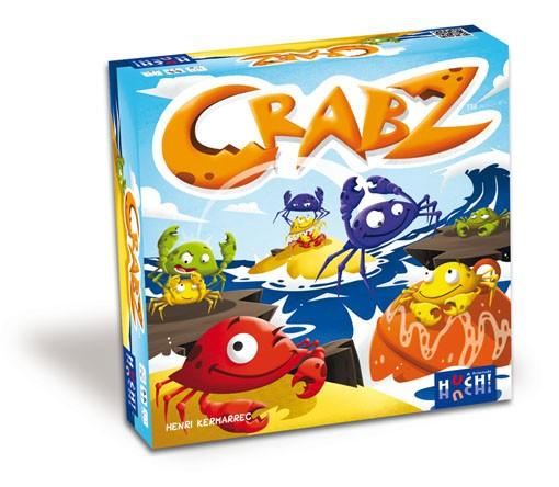 """Familienspiel """"Crabz"""" von HUCH!"""