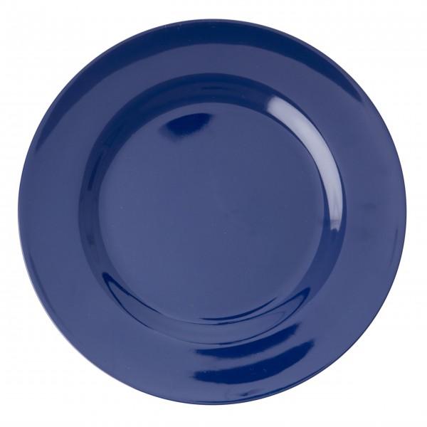 Rice Melamin Essteller (Navy Blue)-1