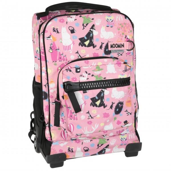 "Koffer ""Moomin"" XS (Rosa) von martinex-moomin"
