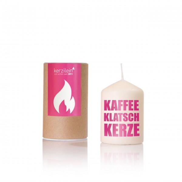 Perfekte Kerze für einen schönen Anlass: von Kerzilein
