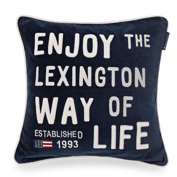 Hübscher Dekokissenbezug von Lexington
