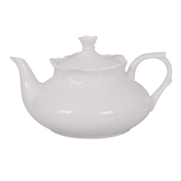 Nostalgisch-romantisch: Teekanne von Chic Antique