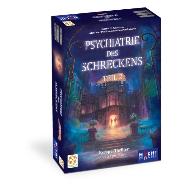 """HUCH! Spiel """"Psychiatrie des Schreckens - Teil 2"""""""