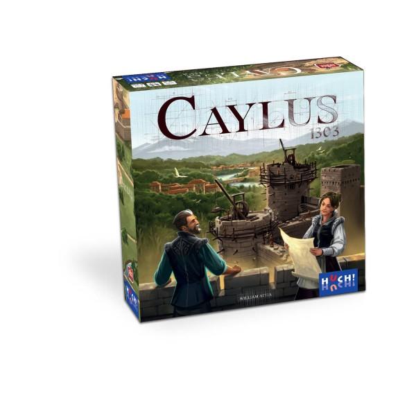 Gesellschaftsspiel Caylus 1303 von HUCH!