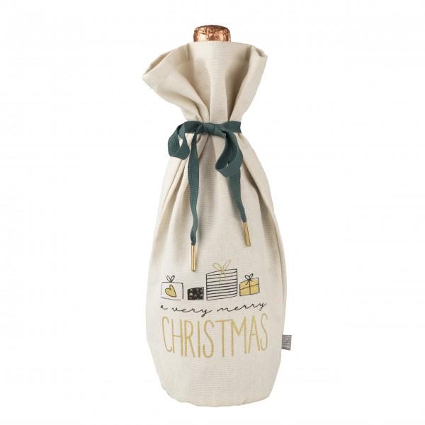"""Flaschenhülle """"DINING - Merry Christmas"""" von räder Design"""