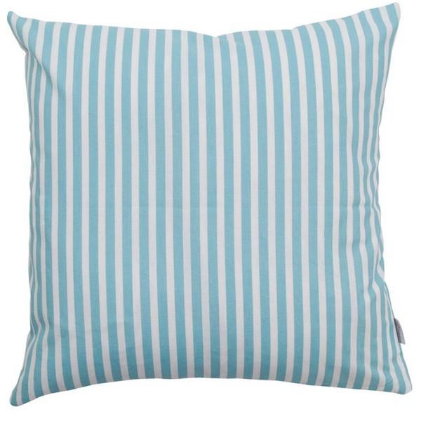 Blau-weißes Streifenkissen von AU Maison für Frischefeeling!