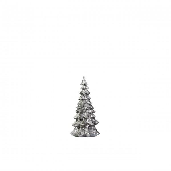 """Chic Antique Weihnachtsbaum """"Toulon"""" - Klein (Silber)"""
