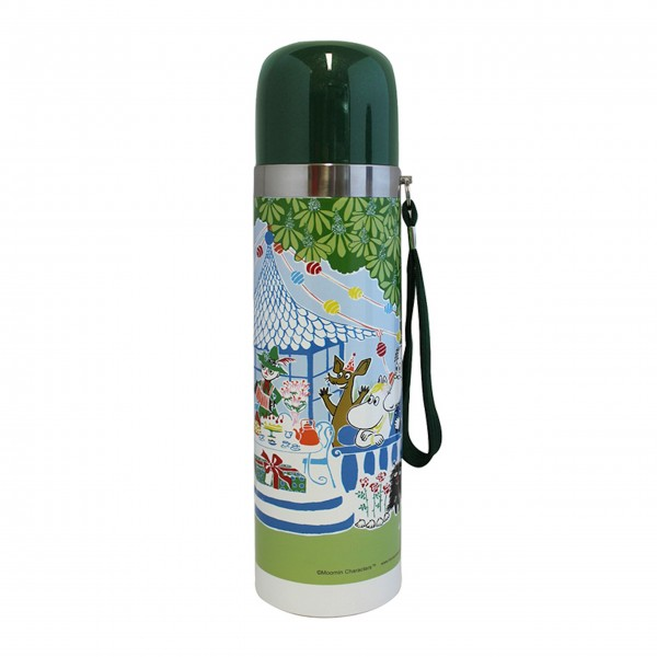 "Disaster Designs Thermosflasche ""Moomin-Party"""