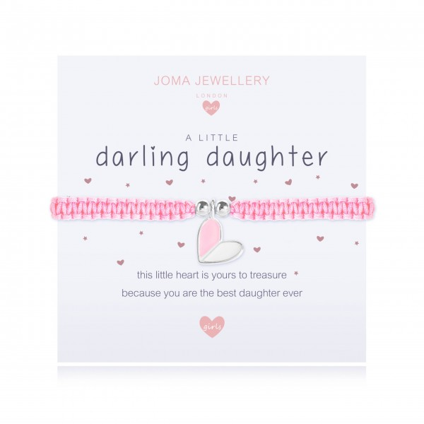 "Armband ""a little - Darling Daughter"" von Joma Jewellery"