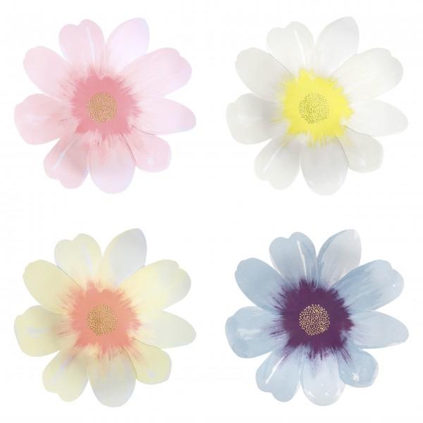"""Teller """"Blumengarten"""" Groß von Meri Meri"""