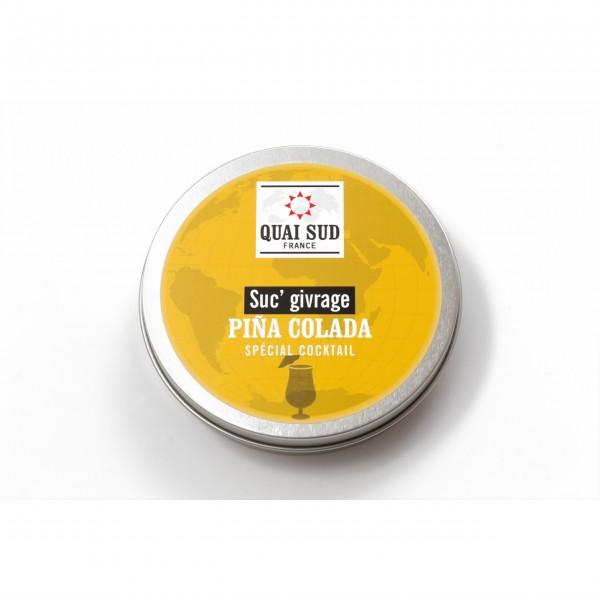 Farbzucker für Pina Colada von QUAI SUD
