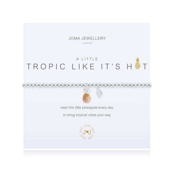 "Armband ""a little - Tropic Like Its Hot"" von Joma Jewellery"