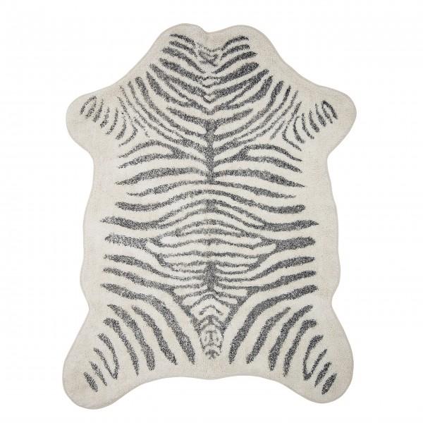 """Bloomingville Teppich """"Zebra"""" (Bunt)"""