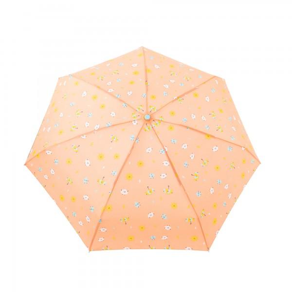 """Regenschirm """"Water drops pattern"""" (Pink) S von mr. wonderful*"""