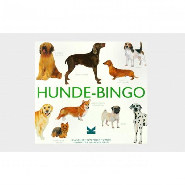 """Laurence King Gesellschaftsspiel """"Hunde-Bingo"""""""