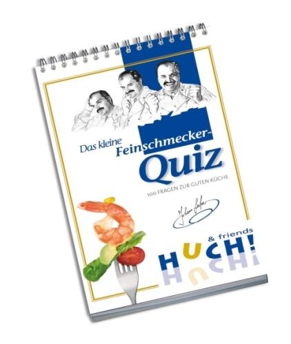 """Quizspiel """"Johann Lafer Das kleine Feinschmeckerquiz"""" von HUCH"""