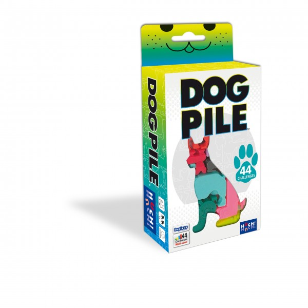Gesellschaftsspiel Dog Pile von HUCH!