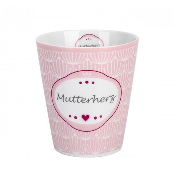 "Krasilnikoff Happy Mug ""Mutterherz"""