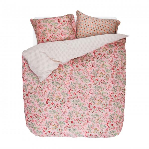 Pip Studio Bettwäsche Jaipur Flower Pink