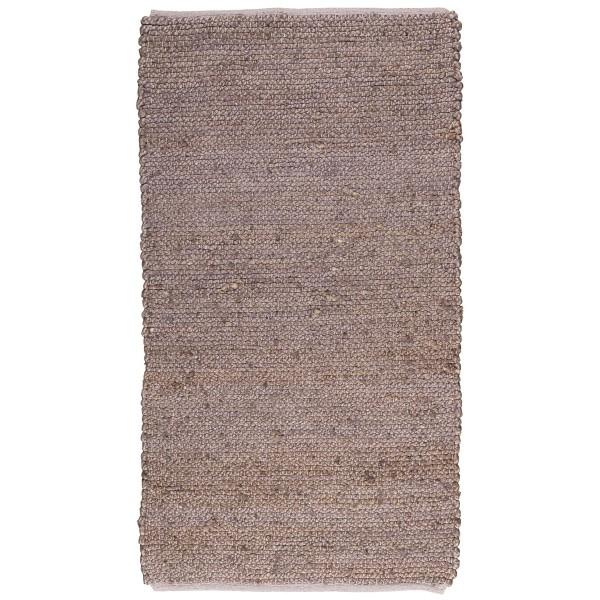 rosa Teppich aus Baumwolle, von Ib Laursen
