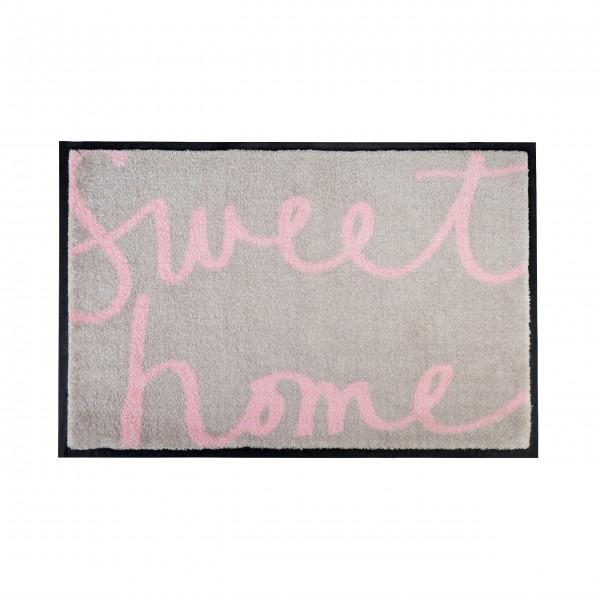 "Gift Company Fußmatte ""Sweet Home"" (Beige)"