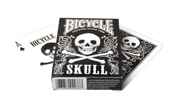 Kartenspiel Skull von Bicycle