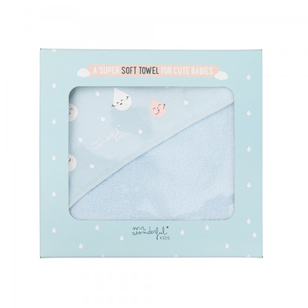 "Handtuch ""Baby"" von mr. wonderful*"