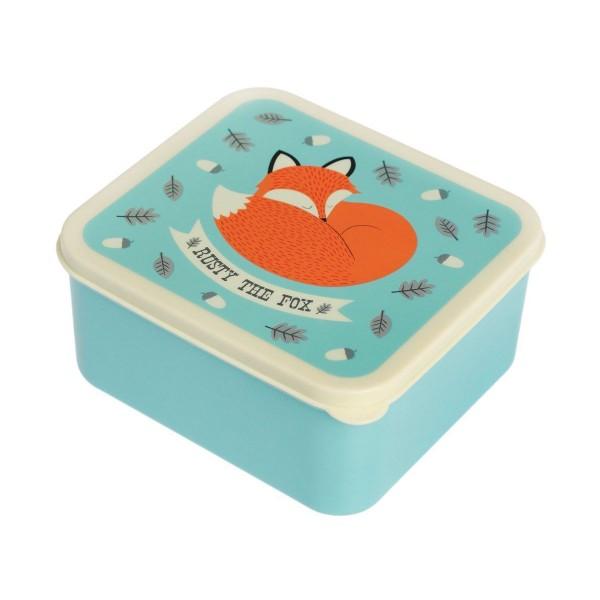 """Sooo süß - die Lunchbox """"Rusty the Fox"""""""