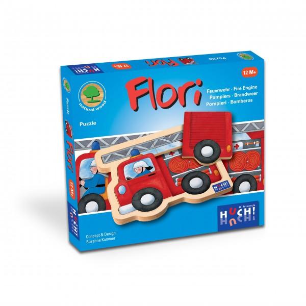 Kinderspiel Flori von HUCH!
