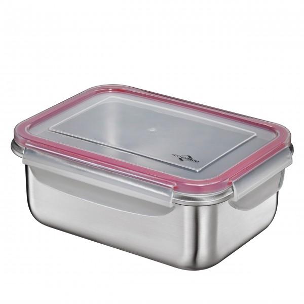 Küchenprofi Lunchbox/Vorratsdose aus Edelstahl - Groß