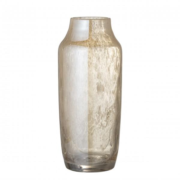 "Bloomingville Glas-Vase ""Ismail"" (Natur)"