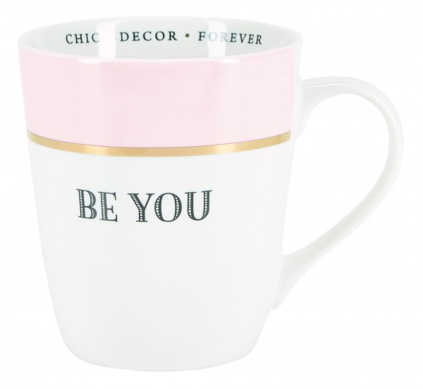"Miss Etoile Tasse ""Be you"""