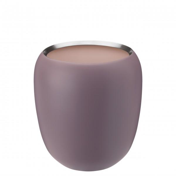 """Stelton Vase """"Ora"""" - Klein (Puder Hell)"""