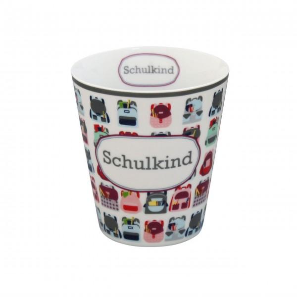 Der neue Happy Mug von Krasilnikoff für Ihre Schulkinder