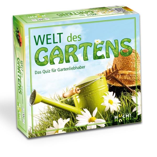 """Brettspiel für Gartenfans """"Welt des Gartens"""""""