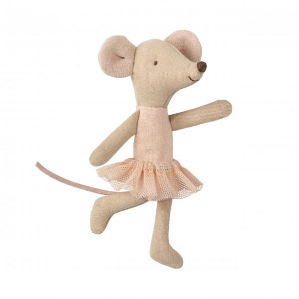 """Maileg Ballerina-Maus """"Kleine Schwester"""""""
