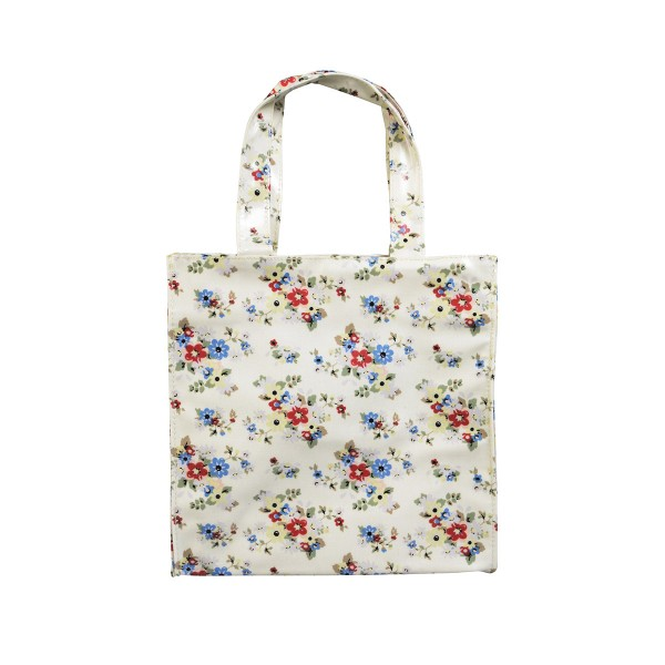 "Kleiner Shopper ""Summer Daisy"" (White)"