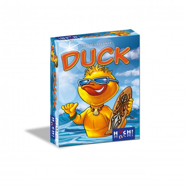 Kinderspiel Duck von HUCH!