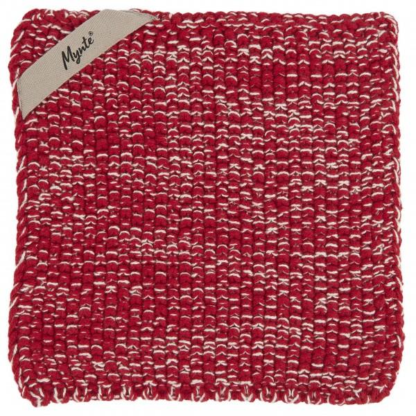 """Ib Laursen Mynte - Topflappen """"Knitt (Strawberry Melange)"""