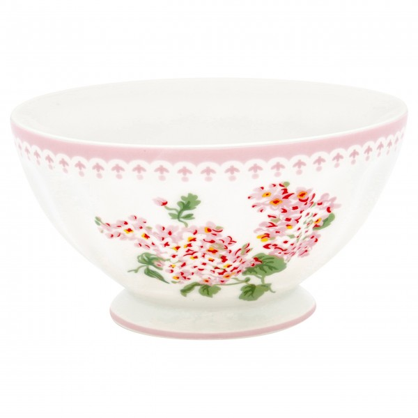 "GreenGate Schüssel -French Bowl ""Luna"" (White)"