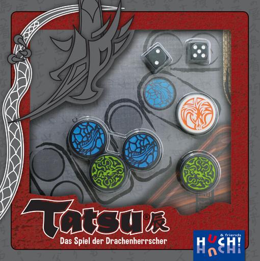 """Gesellschaftspiel """"Tatsu"""" von HUCH!"""