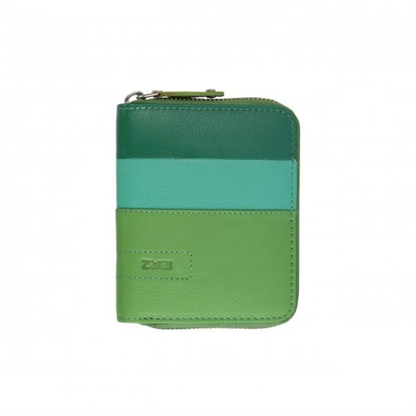 "Zwei Geldbörse ""Colorido C1"" (Green)"