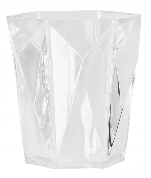 Kleines Wasserglas im Kristallglaslook - von Miss Étoile