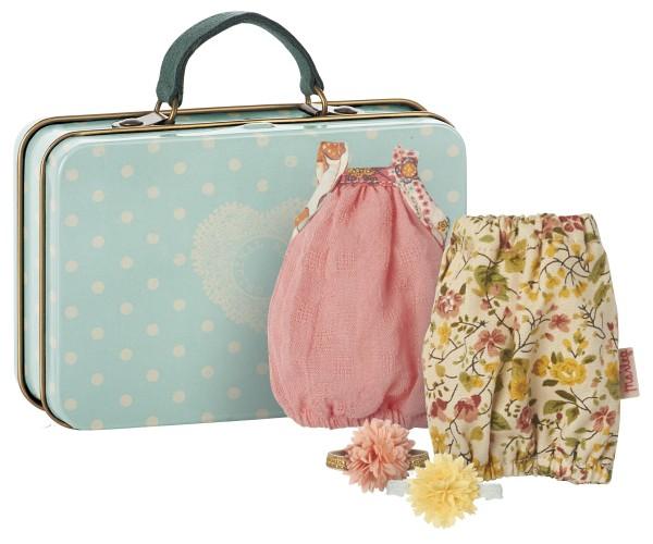 Koffer von Maileg mit süßen Sommerkleidchen